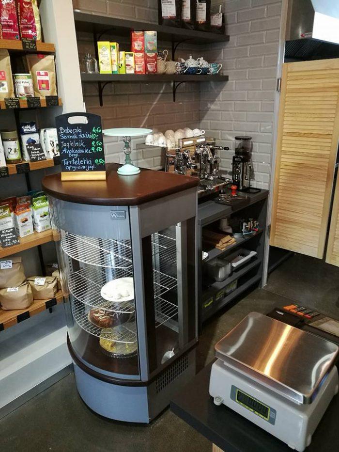 Witryny chłodnicze oraz meble ze stali nierdzewnej w białymstoku