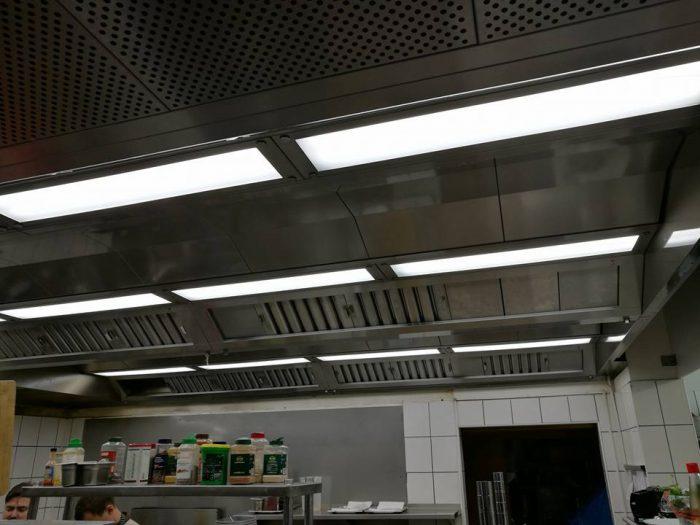 Odprowadzenie ciepła z mebli ze stali nierdzewnej Białystok