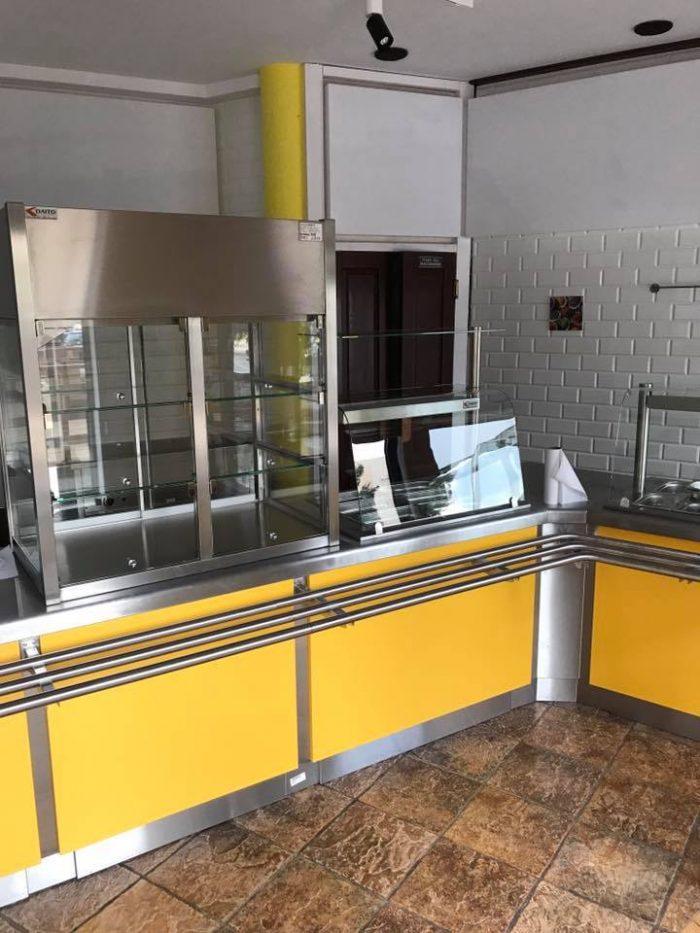 Kuchnia i zaplecze gastronomiczne w Białymstoku