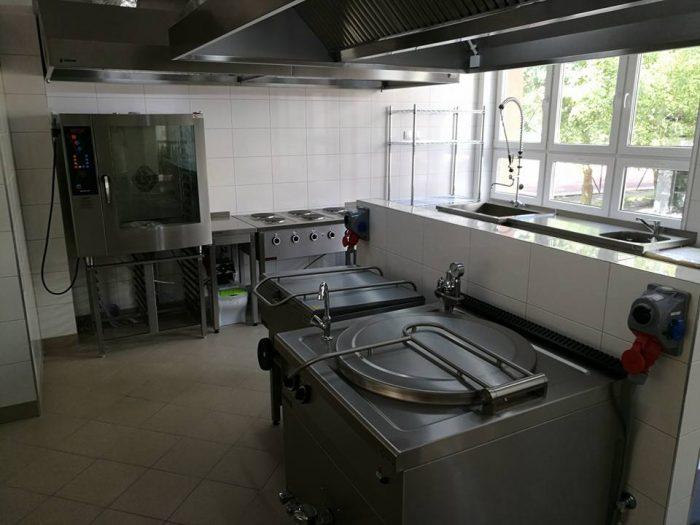 Piece elektryczne i inne wykorzystanie zaplecza kuchennego w Białymstoku