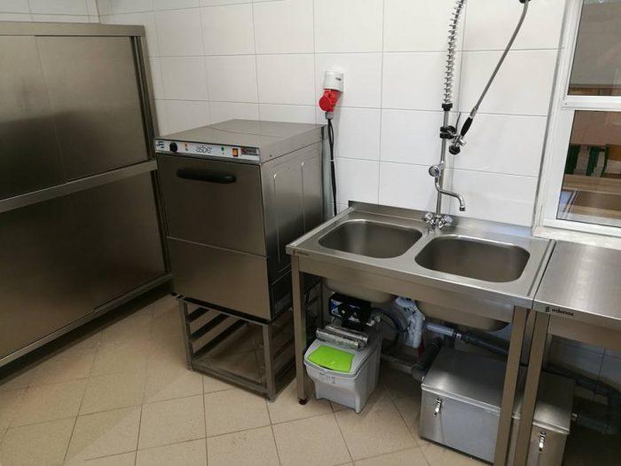 Wyposażenie zaplecza kuchennego Białystok