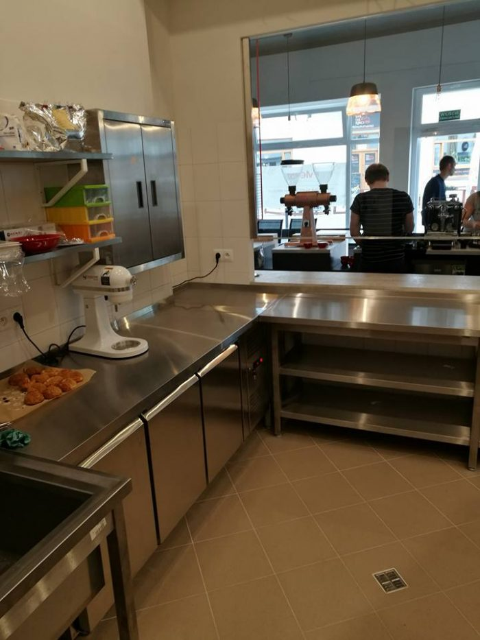 Kuchnia stalowa w ofercie sklepu Daito Białystok