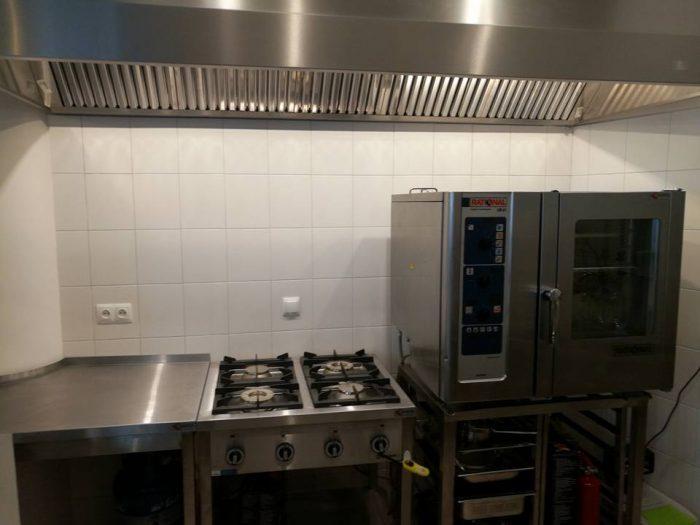 Wyposażenie kuchenne z piecem elektrycznym Białystok