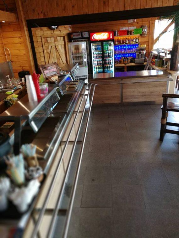 Lokal z ladą w kuchni w Białymstoku