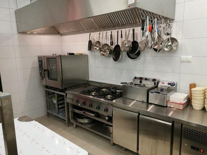 Meble kuchenne wraz z wyposażeniem w Białymstoku