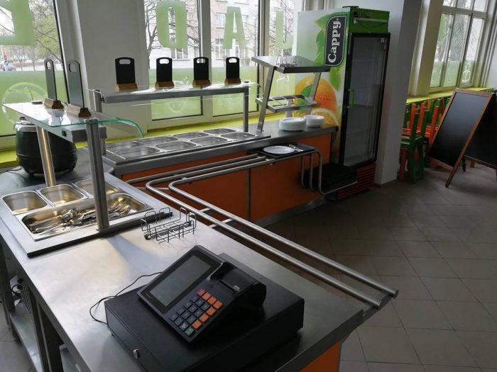 Bar Nosorożec z zapleczem gastronomicznym Białystok