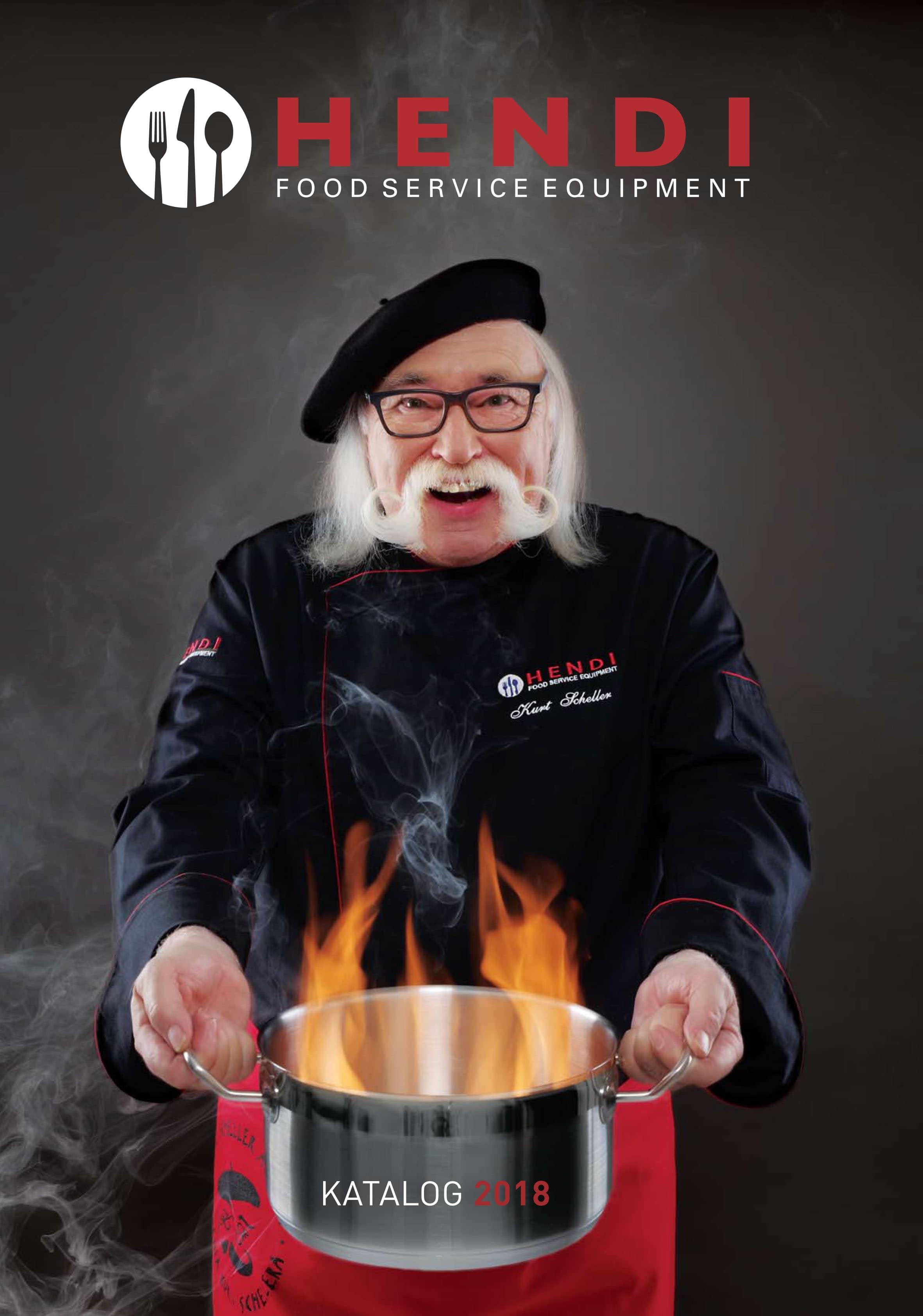 Katalog gastronomiczny Hendi Białystok