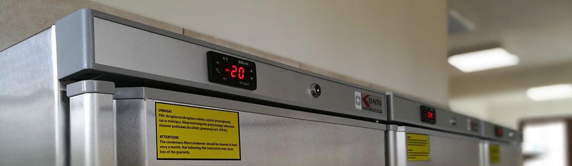Urządzenie chłodnicze do gastronomii Białystok