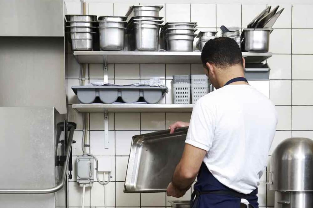 Przykładowa zmywarka do gastronomii Białystok