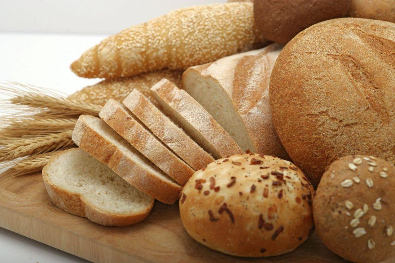 Chleb krojony krajalnicą do chleba